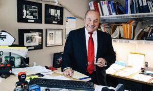 Attorney George Sachs